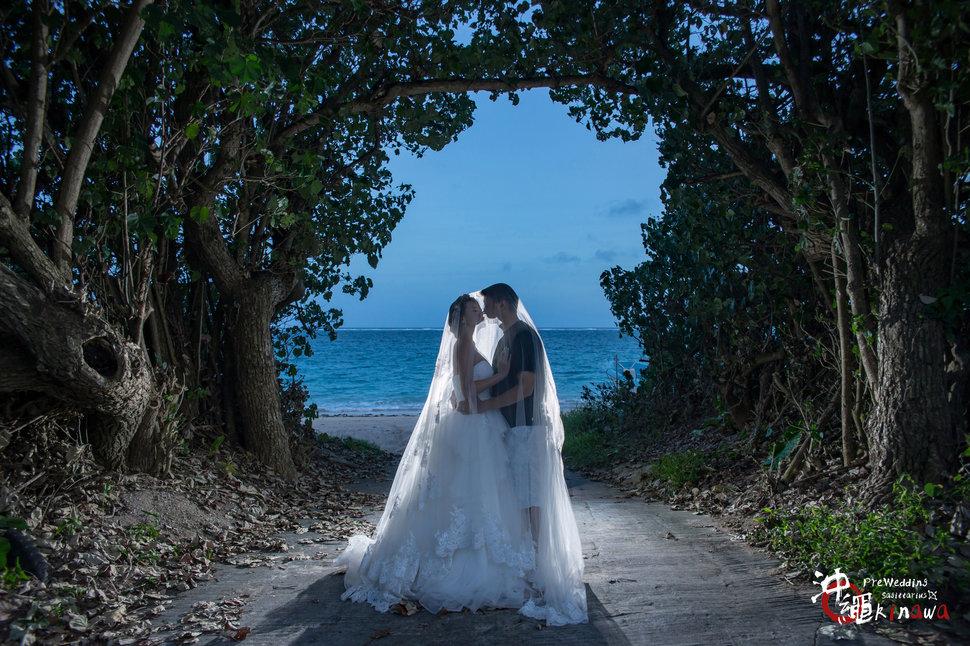 嘉麟 & 胤芳 Overseas Pre Wedding For Okinawa 沖繩海外婚紗(編號:551985) - 射手的天空 / 海外婚紗 婚禮 婚攝工作 - 結婚吧