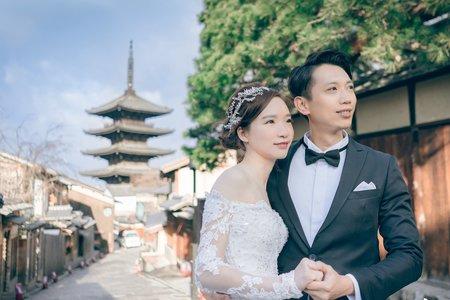 建豪 & 意真 Overseas Pre Wedding For Kyoto 京都海外婚紗