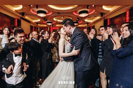 NK Hsiao Studio 婚禮紀錄
