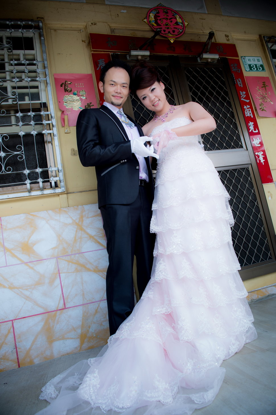 DSC_3499 - 婚攝溏威自助婚紗婚禮紀錄新秘孕寫真全家福《結婚吧》