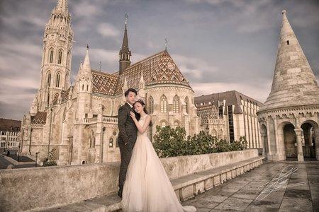 布達佩斯海外婚紗