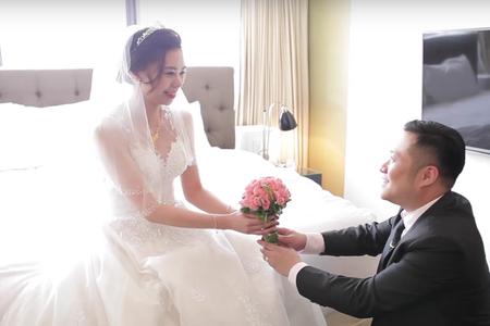 訂結婚儀式  動態錄影