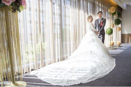 《婚禮紀錄》振翔。博雅_台南晶英酒店歸寧午宴