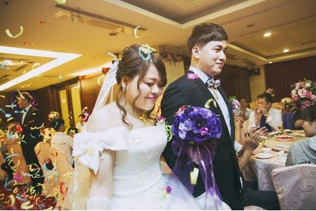 《婚禮紀錄》鴻明。懿萱_人道國際酒店_結婚晚宴