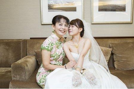 《婚禮紀錄》啓倫。韋婷_台南香格里拉迎娶午宴