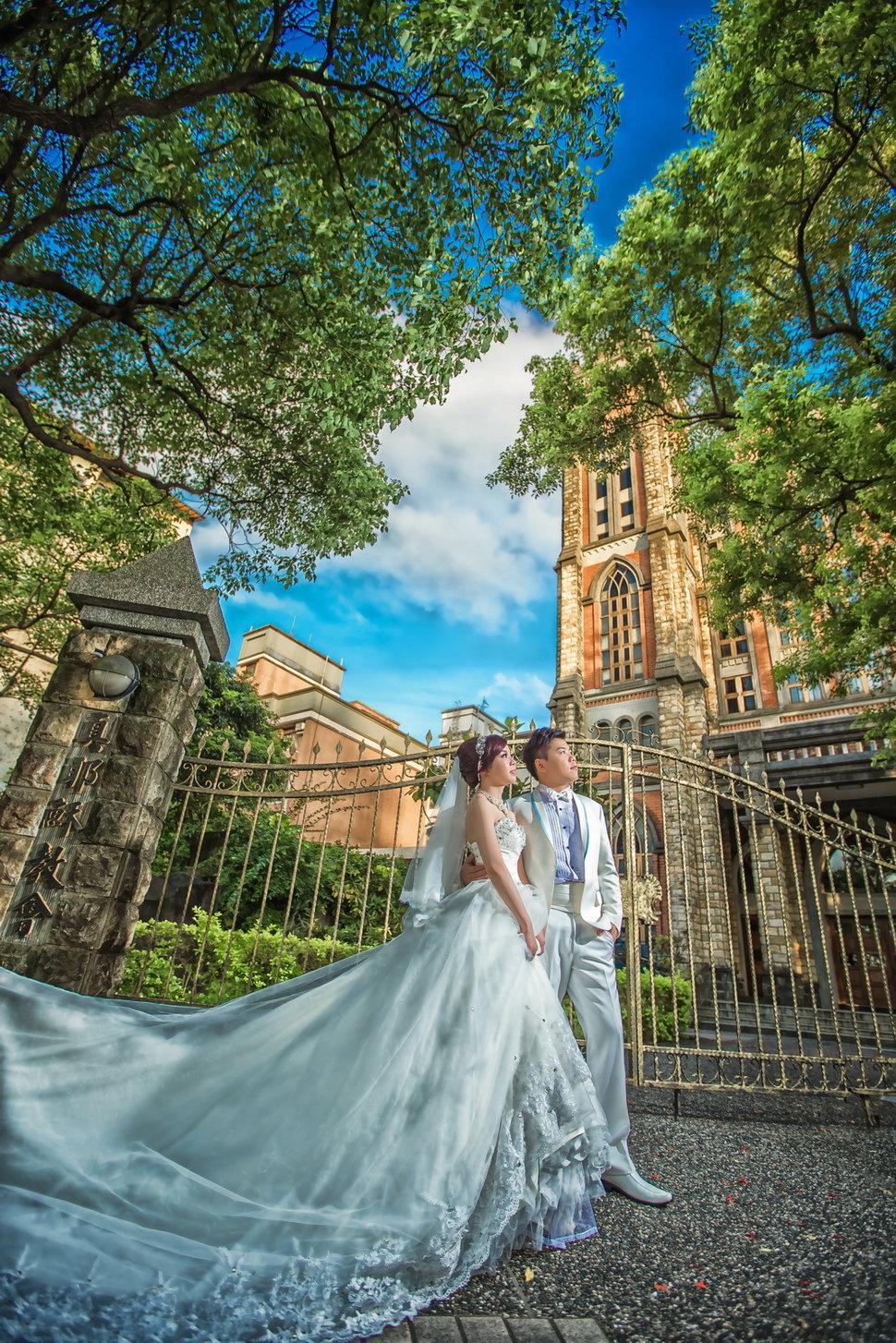 (編號:349414) - 阿卜的攝影工作室 - 結婚吧