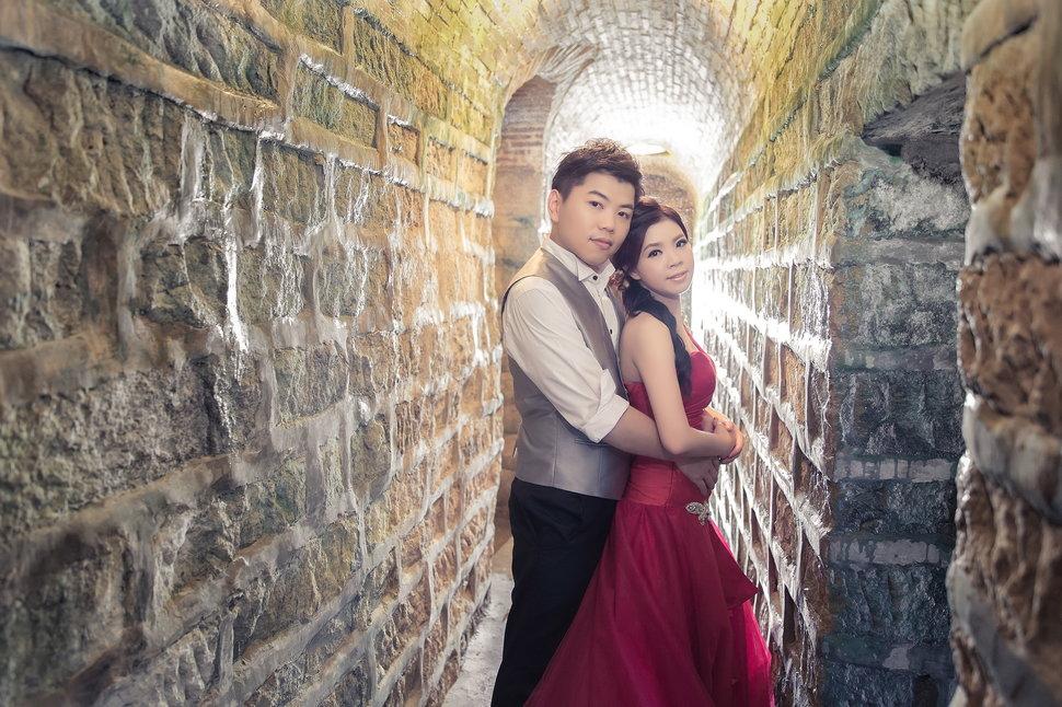自助婚紗-淡水教堂-婚攝阿卜(編號:433910) - 阿卜的攝影工作室 - 結婚吧