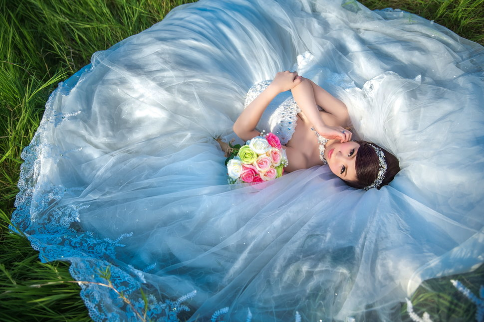 自助婚紗-淡水教堂-婚攝阿卜(編號:433912) - 阿卜的攝影工作室 - 結婚吧