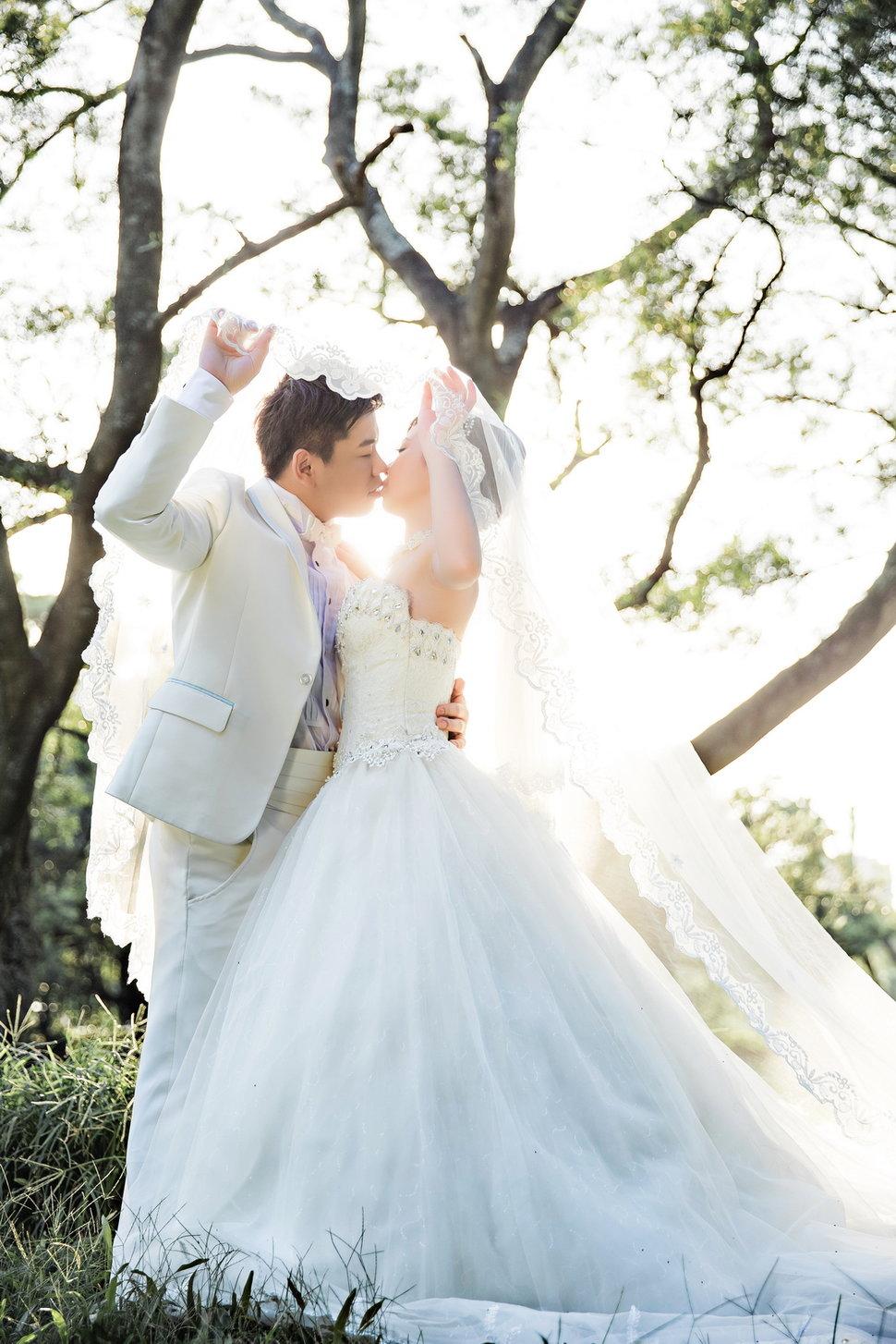 自助婚紗-淡水教堂-婚攝阿卜(編號:433921) - 阿卜的攝影工作室 - 結婚吧一站式婚禮服務平台