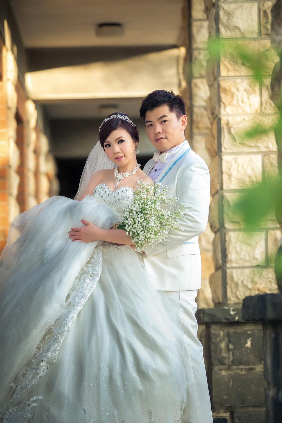 自助婚紗-淡水教堂-婚攝阿卜(編號:433922) - 阿卜的攝影工作室 - 結婚吧一站式婚禮服務平台
