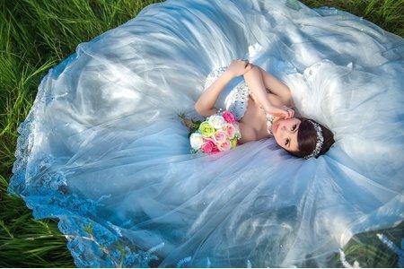 自助婚紗-淡水教堂-婚攝阿卜