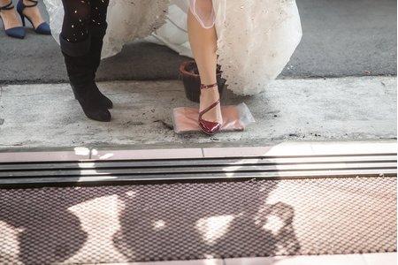 婚禮記錄-桃園翰品酒店--婚攝阿卜