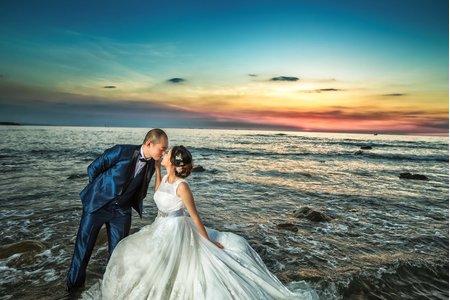 婚紗攝影作品集 - 台北婚紗拍攝