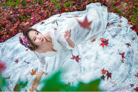 自助婚紗-陽明山-花卉實驗中心