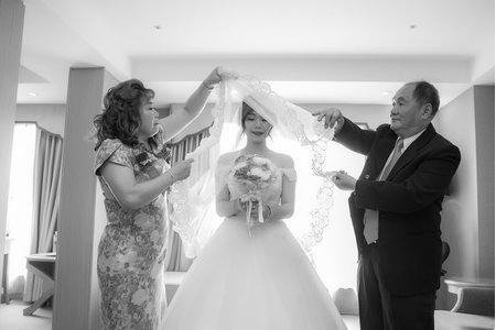 婚禮記錄-新莊翰品酒店-婚攝阿卜