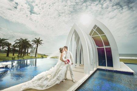 自助婚紗-淡水莊園