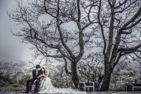 婚紗攝影-自來水博物館-陽明山