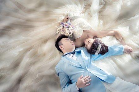 婚紗攝影-格林奇幻森林