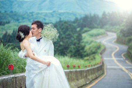 婚紗攝影-陽明山-淡水