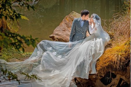 婚紗影像創作