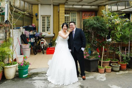 于倫 & 美智 Wedding Day