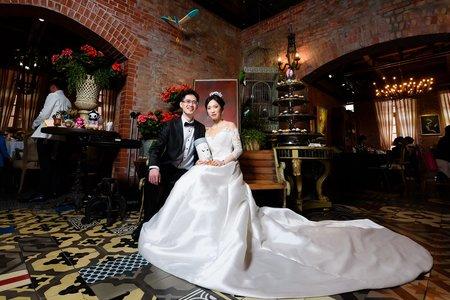 語桐 & 喻芯 Wedding Day