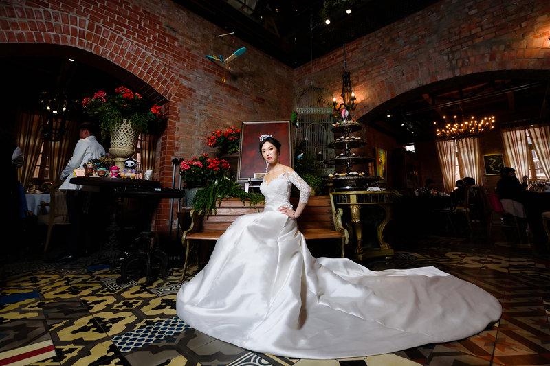 婚禮紀錄/整天拍攝作品