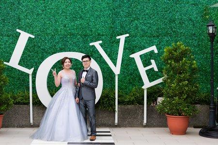 2019.07.21 BH & Sunny Wedding day