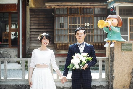 安裕&咩咩婚紗