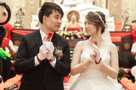 KELVIN&FEYINA佛教結婚儀式