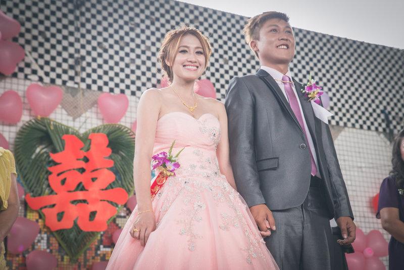 婚宴攝影作品