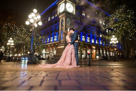 Alan Studio-加拿大自助婚紗