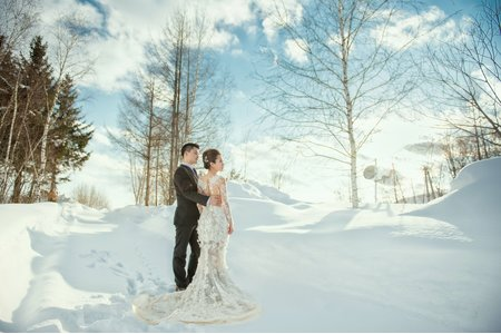 Alan Studio-北海道自助婚紗