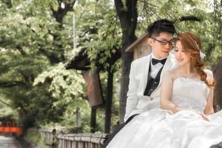 海外婚紗-京都-小蕎