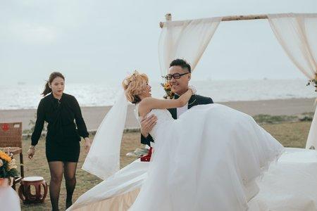 西子灣會館-證婚儀式