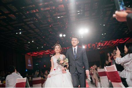 蔚任|台南晶英酒店|結婚午宴