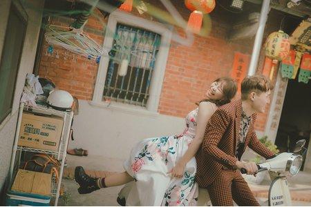 飛妃 | 台南自助婚紗
