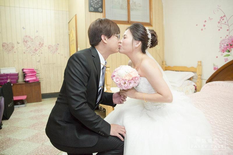 晟❤薇 定結儀式 wedding