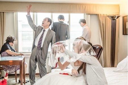 福華大飯店👍業界首創 [主平面+副動態]👍有公司登記的優質婚禮記錄👍網友一致好評