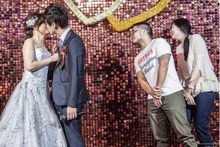 北海婚宴👍業界首創 [主平面+副動態]👍有公司登記的優質婚禮記錄👍網友一致好評