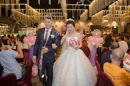 尚青宴會搶先版👍最夯專案 [主平面+副動態]❤️小資女孩的夢幻婚禮達成