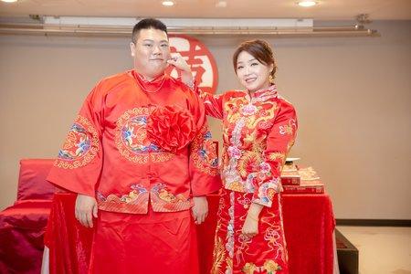 [主平面+副動態] 台北和璞飯店 - 中式文定儀式+西式婚禮. 完美婚禮