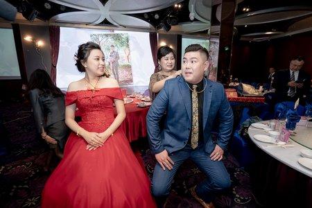 [台中女兒紅婚宴會館] 文定儀式 - 乘載家人滿滿的祝福,寫下愛與感動的樂章。