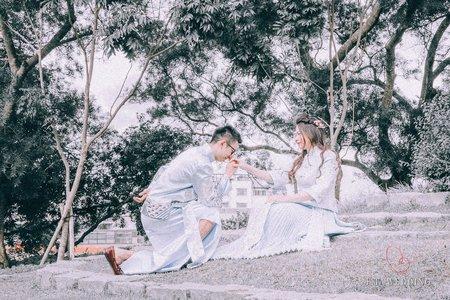『主平面+副動態』北區婚宴會館- 名人堂花園大飯店|聯合婚禮