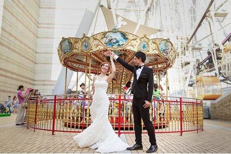 美麗華大飯店/婚攝蘋果