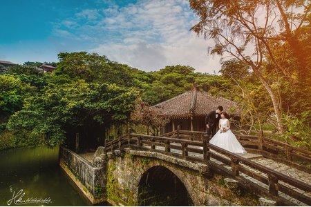 自助婚紗.沖繩婚紗