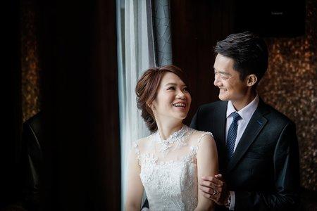 婚禮攝影 新北府中晶宴