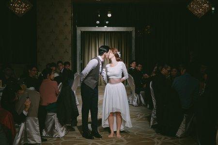 台北民生晶宴會館 結婚紀錄