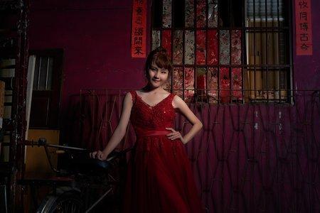 外拍婚紗@忠信市場