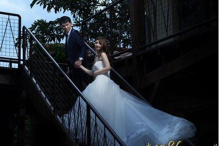 經典婚紗(B)